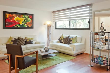 NEW!Beautiful apartment totally furnished near WTC - Ciudad de México - Selveierleilighet