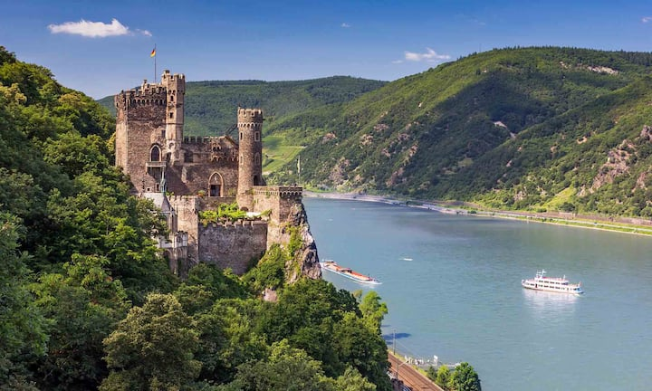 ** World Heritage apartment near the Loreley
