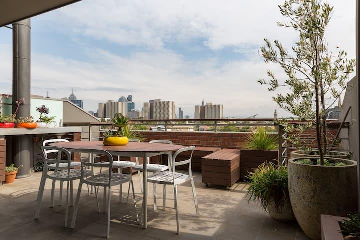 Whiteworks Apartment, Fitzroy, Melbourne, Victoria
