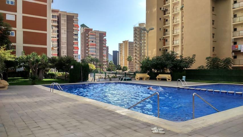 Playa Levante - WIFI - Climatizador