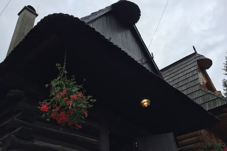 Drevenicka pri vleku - Zuberec - Chalet