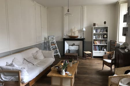 Charmant appartement T2 à saint Malo intra-muros