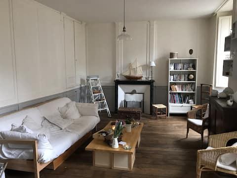 Charmant appartement T2 à saint Malo intra-muros