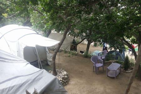 Peak Travel Camping Site