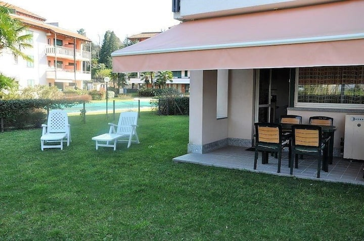 BRAUN - Cozy apartment in RESIDENZA SASSO MORO