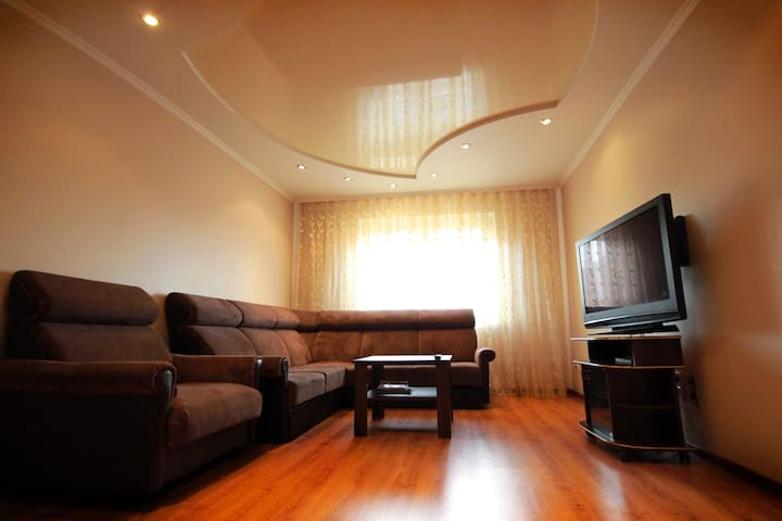 отличная квартира на сутки в Гродно
