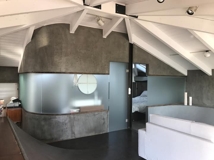 Unique Loft with amazing view TheRampHouse Athens