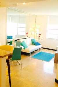 Beauty Chic Southe Beach Apartment - Miami Beach - Departamento