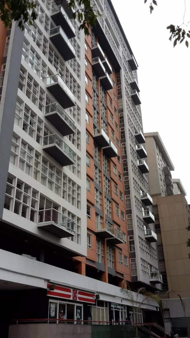 excellent apartment and great location in polanco