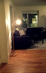 Cozy new apartment/ trendy central part of Oslo - Oslo - Appartement