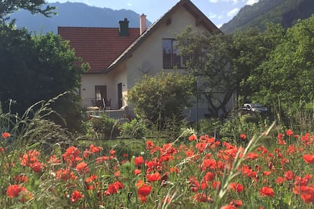 living like at your owen home - Reichenau an der Rax - 아파트