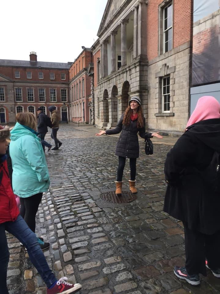 Medieval Centre Dublin