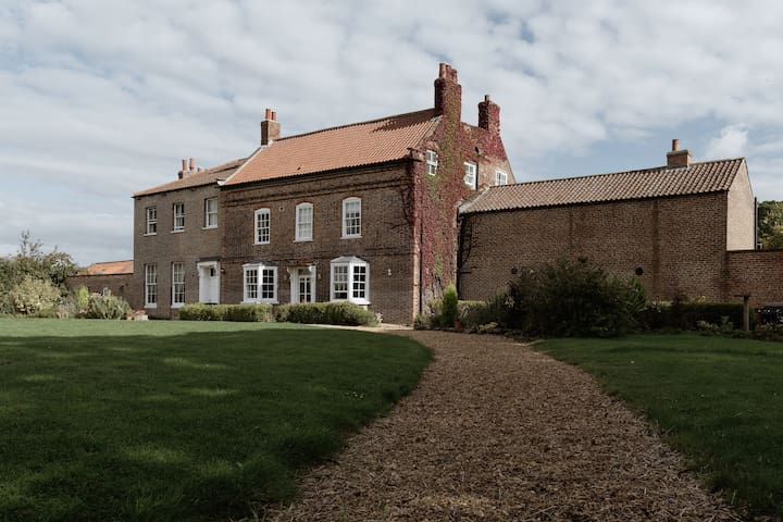 The Servant's Quarters at Hornington Manor