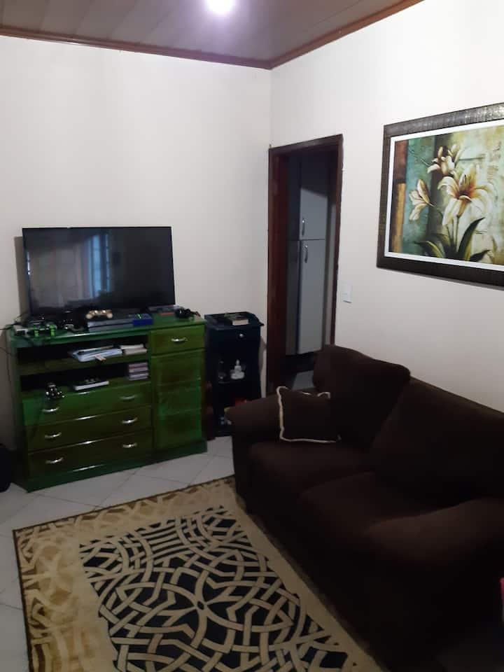 Casa dois quartos Taboão da Serra