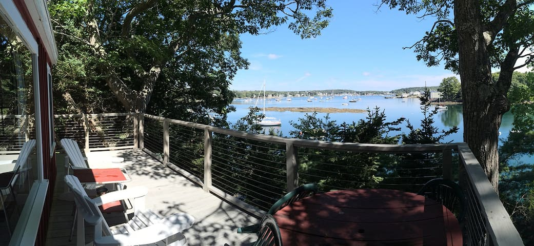 The Rock Cottage at Harborfields on the Shore - Boothbay Harbor - Chalet