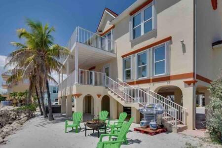 Keys Ocean View Home