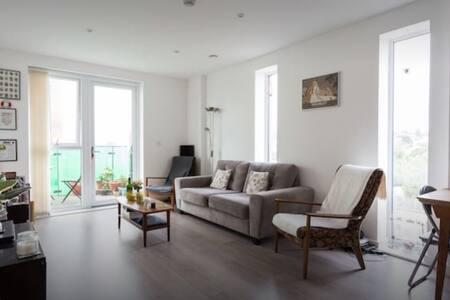 Beautiful modern flat in Wembley - Wembley