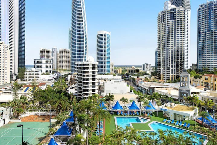 Mantra on View - In Heart of Surfers Paradise