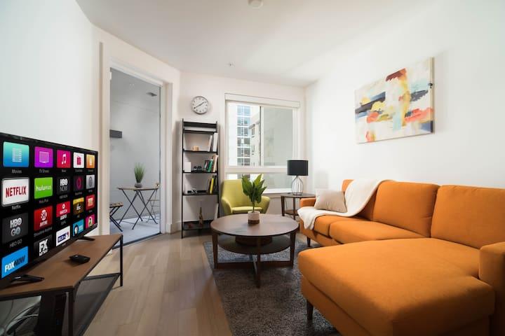 High-End Hollywood Apartment