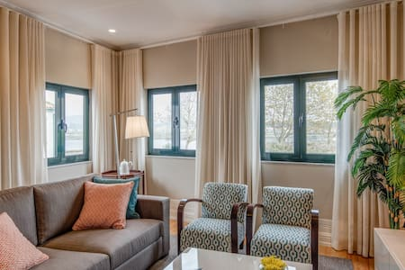 River Windows - Lovely house by the river - Fão - บ้าน