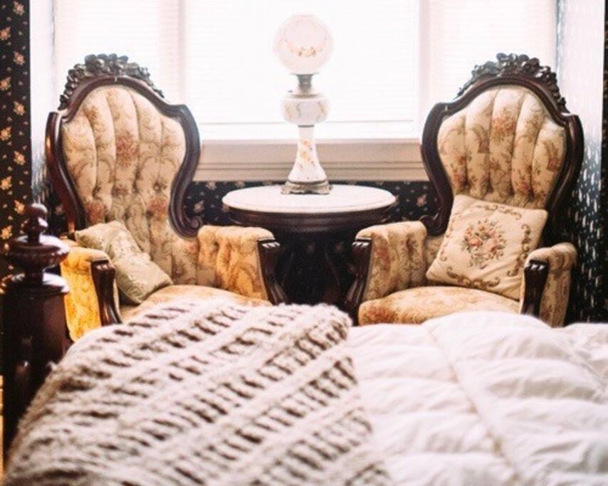 Private Josephine Ormsby Yard Room