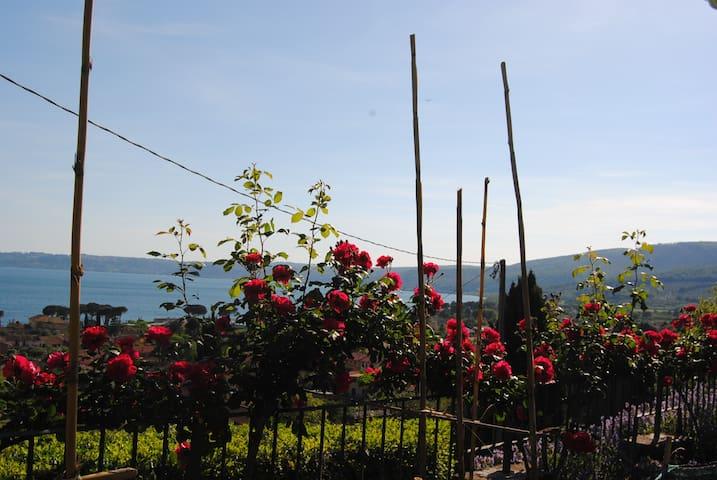 La Gallinella casa per le vacanze - Trevignano Romano - Apartament