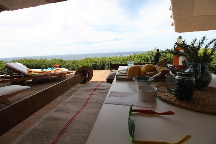 Seaside villa with 8 beds - Portobello - Talo