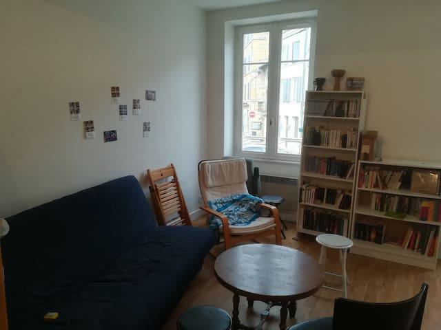 Appartement entier pour couple ou amis