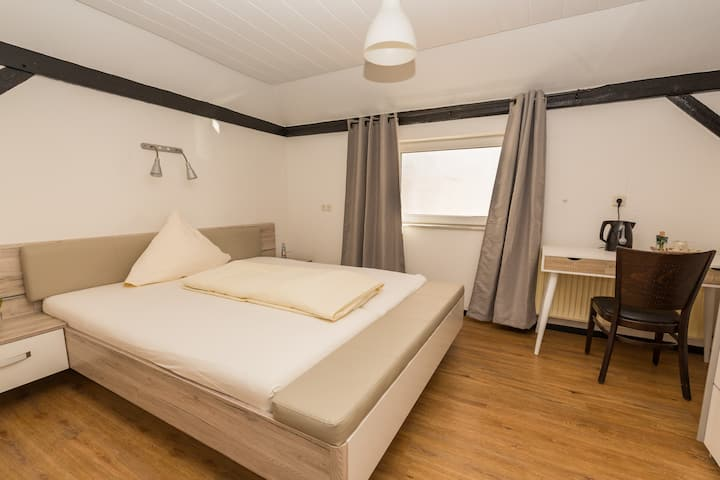 Doppelzimmer Standard im Landhaus Pohlhof
