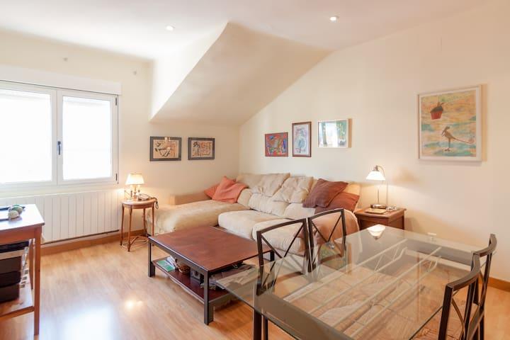 habitación individual doble  Puerto Chico - Santander