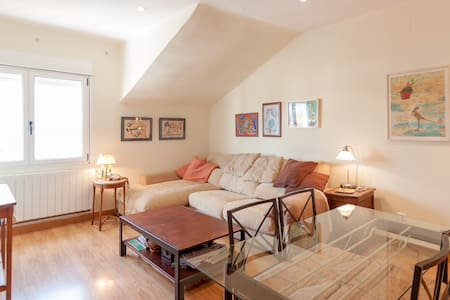habitación individual doble  Puerto Chico - Santander - Apartment