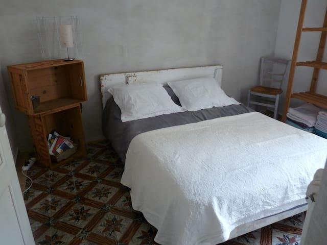 chambre privée 100m de la  mer - Saint-Brevin-les-Pins - House