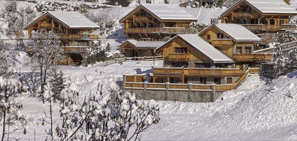 Chalet de luxe - Impala Lodge