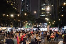 Where to eat - Tapak Food Truck