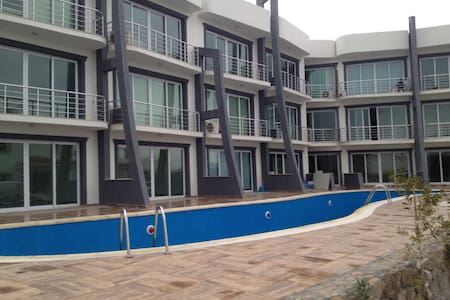 Apartments in Alsancak - Obsługiwany apartament