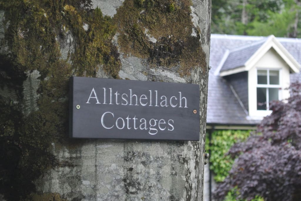 Alltshellach Cottages, North Ballachulish