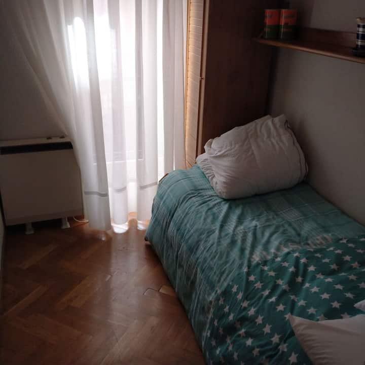 Habitacion acogedora dentro de las murallas Ávila