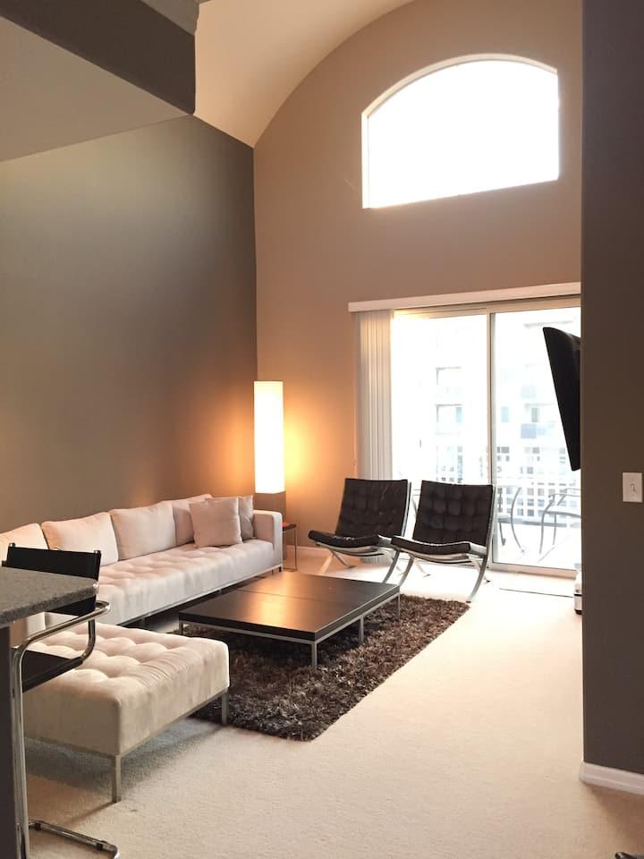 Top Floor Luxury Condo Near Levi's