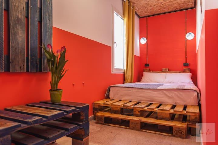 Double room with terrassa
