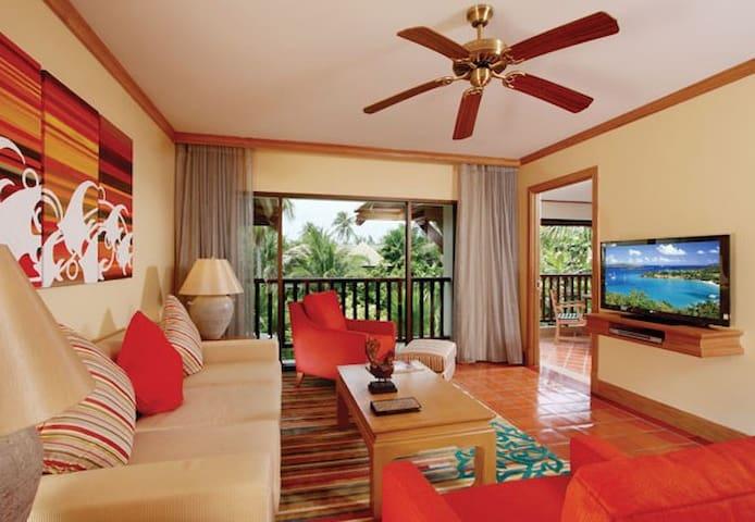 2bedrm 2bath Marriott's Phuket Club - Mai Khao Beach - Villa