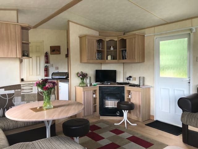 Riverside Static Caravan