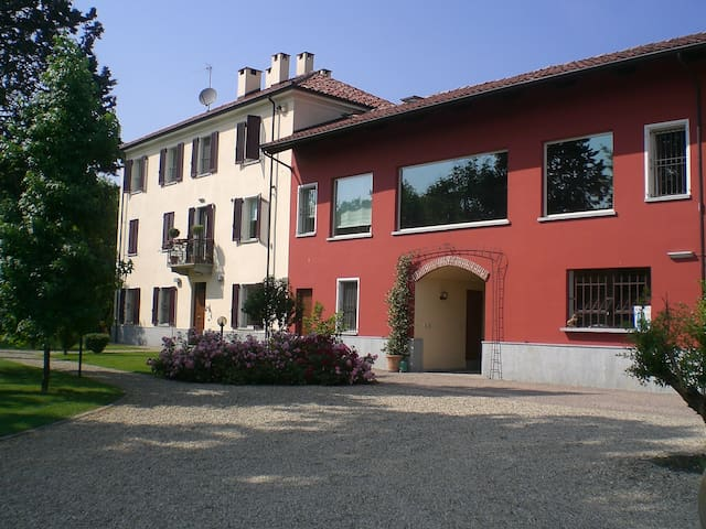 MONFERRATO Country House , Esclusive Ancient Villa - asti - Huis