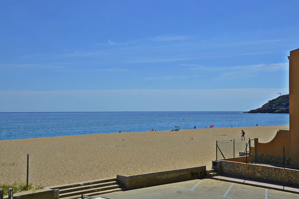 apartment directly on the beach- SA PUNTA COSTA BRAVA