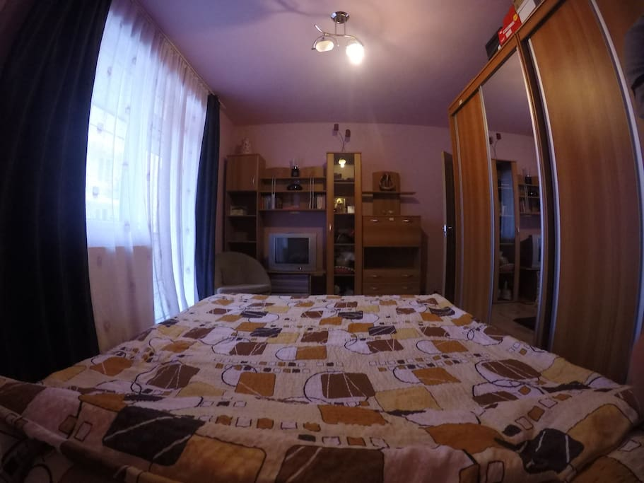 Dormitory (double bed)