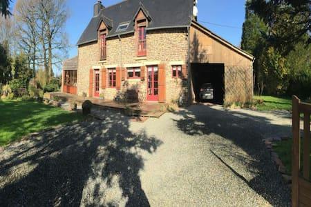 ☆ Chez Alpi en Brocéliande☆ - Plélan-le-Grand