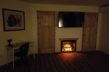 Fort Wrangell, Orca Room