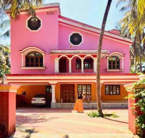 Beach House Near Udupi Mangalore Highway