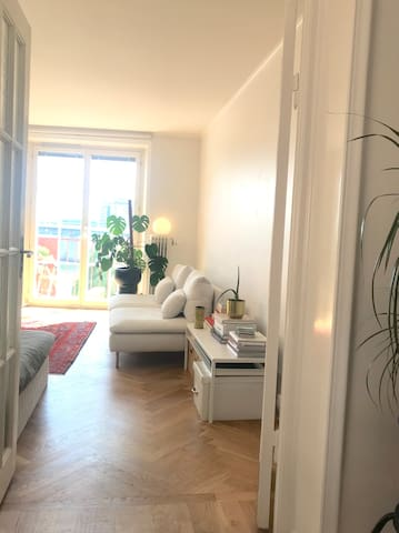 Waterfront Apartment Södermalm