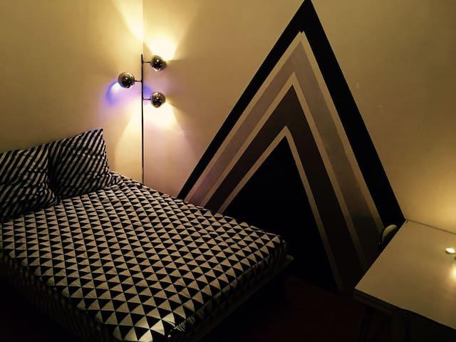 Chambre cosy, comme à la maison ! - Tuluza - Apartament