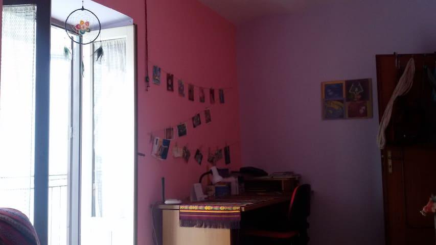 Stanza arcobaleno a Piana - Piana degli Albanesi - Huis